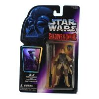 Star Wars Shadows of the Empire - Leia in Boushh Disguise Hasbro