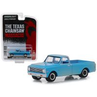Texas Chainsaw Massacre 1971 Chevrolet C-10 1:64 Série 22 Greenlight 44820-B