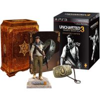 Uncharted 3 Drake's Deception figure PS3 SonyUncharted 3 Drake's Deception figure PS3 Sony