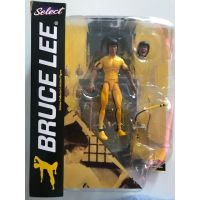 ​Bruce Lee Select Yellow Jumpsuit Diamond 7-inch