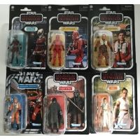 Star Wars The Vintage Collection Wave 7 Set of 6 Figures Hasbro