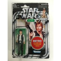 Star Wars Retro Collection Kenner - Han Solo Hasbro