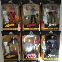 Marvel Legends X-Men Wendigo BAF Series Set of 6 Figures Hasbro