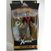 Marvel Legends X-Men Wendigo BAF Series - Nightcrawler Hasbro