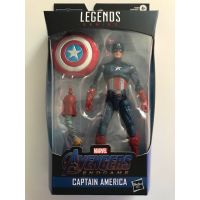 Marvel Legends Avengers Thor BAF - Captain America (Endgame) Hasbro