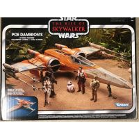 Star Wars The Vintage Collection The Rise of Skywalker Poe Dameron X-Wing Fighter  Hasbro