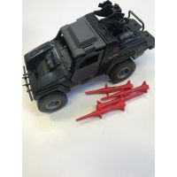 GI Joe 1984 Cobra Night Attack 4-WD Stinger (Used, Complete) Sell is Final Sold in Store Only