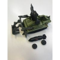 GI Joe 1985 Bomb Disposal (Used, Complete) Sell is Final Sold in Store Only