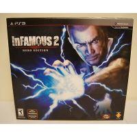 inFamous 2 Hero Edition figure Sony