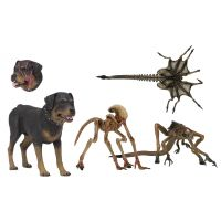 ​Alien 3 Creature Pack Accessory Pack 7-inch NECA