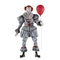 ​It 2017 Pennywise 1/4 Scale 18-inch NECA