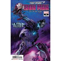 Tony Stark Iron Man (2018) #16