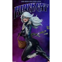 Black Cat Collection Spider-Verse échelle 1:5 Sideshow Collectibles 300704