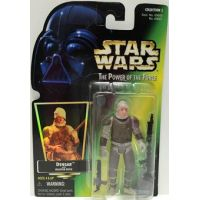 Star Wars Power of the Force - Dengar avec foudroyeur Hasbro