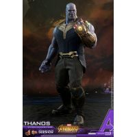 Avengers: Infinity War Thanos S�rie Movie Masterpiece figurine �chelle 1:6 Hot Toys 903429