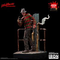 ​Freddy Krueger Deluxe Statue  A Nightmare on Elm Street - Art Scale 1:10 by Iron Studios 904956​