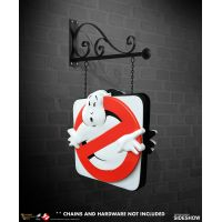 Ghostbusters Affiche de la caserne Hollywood Collectibles Group 905340