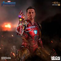 ​​I Am Iron Man  Avengers: Endgame - Art Scale 1:10 Battle Diorama Series Statue by Iron Studios 904974​