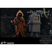 Jawa & EG-6 Power Droid figurines 1:6 Hot Toys 904942