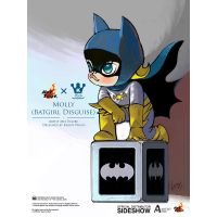 Molly (Batgirl Disguise) Collectible Figure Hot Toys 905113