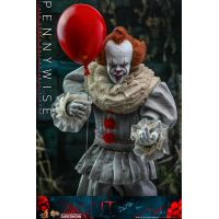 Pennywise figurine 1:6 Hot Toys 904949