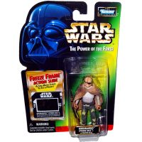 Star Wars Power of the Force - Orrimaarko Prune Face with Blaster Rifle Hasbro