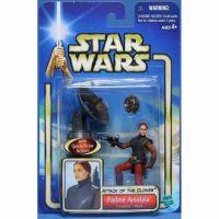 Star Wars L'attaque des Clones Padmé Amidala Coruscant Attack Hasbro