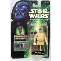 Star Wars Power of the Force - Wuher with droid detector unit Hasbro