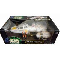 Star Wars Power of the Force - Y-Wing Fighter Hasbro
