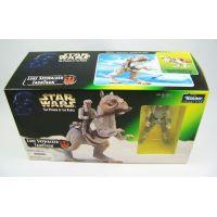 Star Wars Power of the Force - Luke Skywalker et le Taun-Taun Hasbro