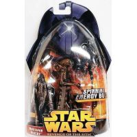 Star Wars Revenge of the Sith - Mustafar Sentry Hasbro