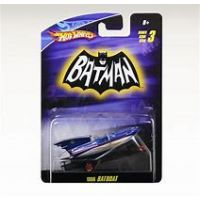 1966 Batboat 1:50 Série 3 Hot Wheels N8016