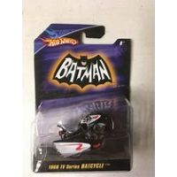 1966 Batcycle 1:50 Hot Wheels M7098-0780