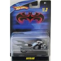 Batman Batblade 1:50 Série 3 Hot Wheels R5387