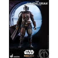 The Mandalorian figurine 1:6 Hot Toys 905333