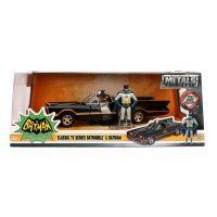 Batman Classic TV Series Batmobile 1:24 Jada 98259