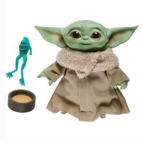 Star Wars The Mandalorian The Child  7 1/2-inch Electronic Plush Hasbro