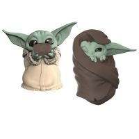 Star Wars The Mandalorian (The Child) Baby Bounties Soup & Blanket 2 1/2-inch 2-pack Mini-Figures Hasbro