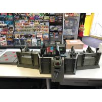 GI Joe 1983 Headquarters Command Center (Used, Complete Missing Only Antenna) Sell is Final Sold in Store Only