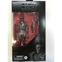 Star Wars The Black Series 6-inch - IG-11 Exclusif Hasbro