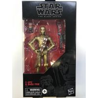 Star Wars The Black Series 6-inch - C-3PO & Babu Frik Exclusive Hasbro