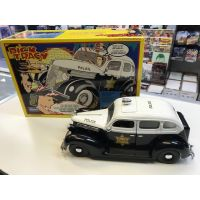 Dick Tracy Police Squad Car 1990 Playmates (Canadian Box)