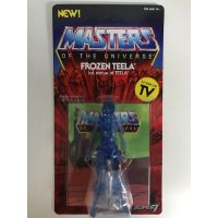 Masters of the Universe Vintage 5.5-inch - Frozen Teela Super 7