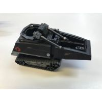 GI Joe 1983 Cobra H.I.S.S. Tank (Used, Incomplete) Sell is Final Sold in Store Only