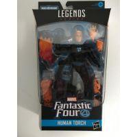 Marvel Legends Fantastic Four Super Skrull BAF Series - Human Torch Hasbro