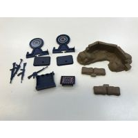 GI Joe 1985 Rifle Range Unit (Used, Complete) Sell is Final Sold in Store Only