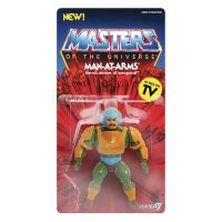 Masters of the Universe Vintage 5.5-inch - Man-At-Arms Super 7