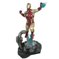 Marvel Gallery Avengers Endgame Iron Man MK85 PVC Diorama 9-inch Diamond Select