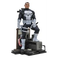 ​​Marvel Gallery Punisher Comic PVC Diorama 9-inch Diamond Select Toys