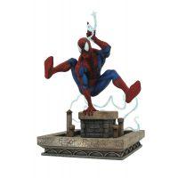 Marvel Gallery 90s Spider-Man PVC Diorama 8-inch Diamond Select